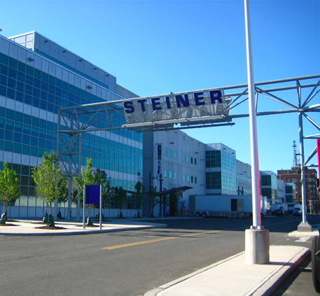 Steiner Studios, Brooklyn Navy Yard